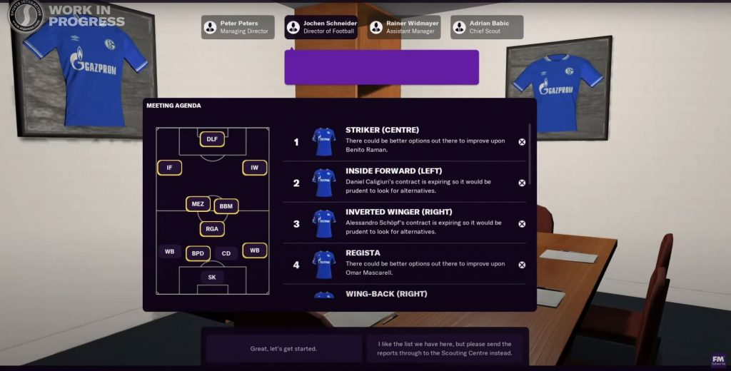 Football Manager 21 Features