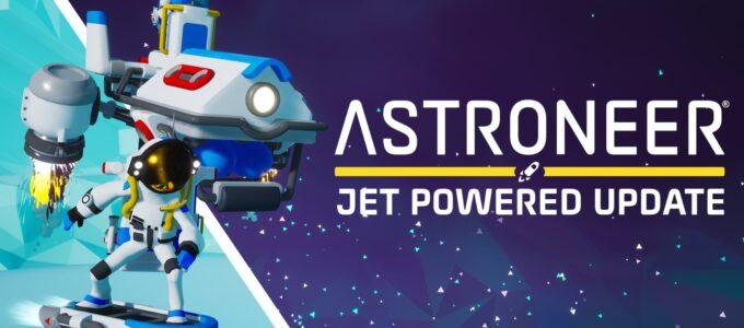 ASTRONEER Jet-Powered Update Version Download