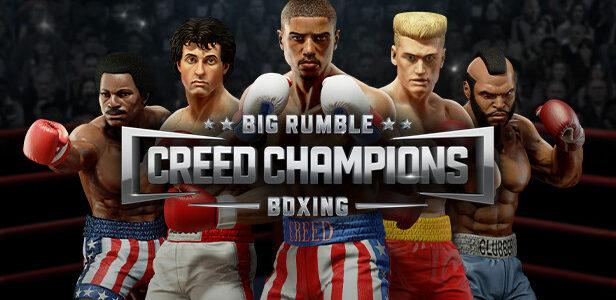 Big Rumble Boxing: Creed Champions Download