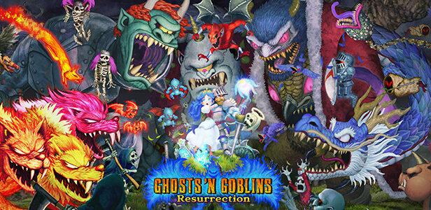 Ghosts'n Goblins Resurrection Free Download