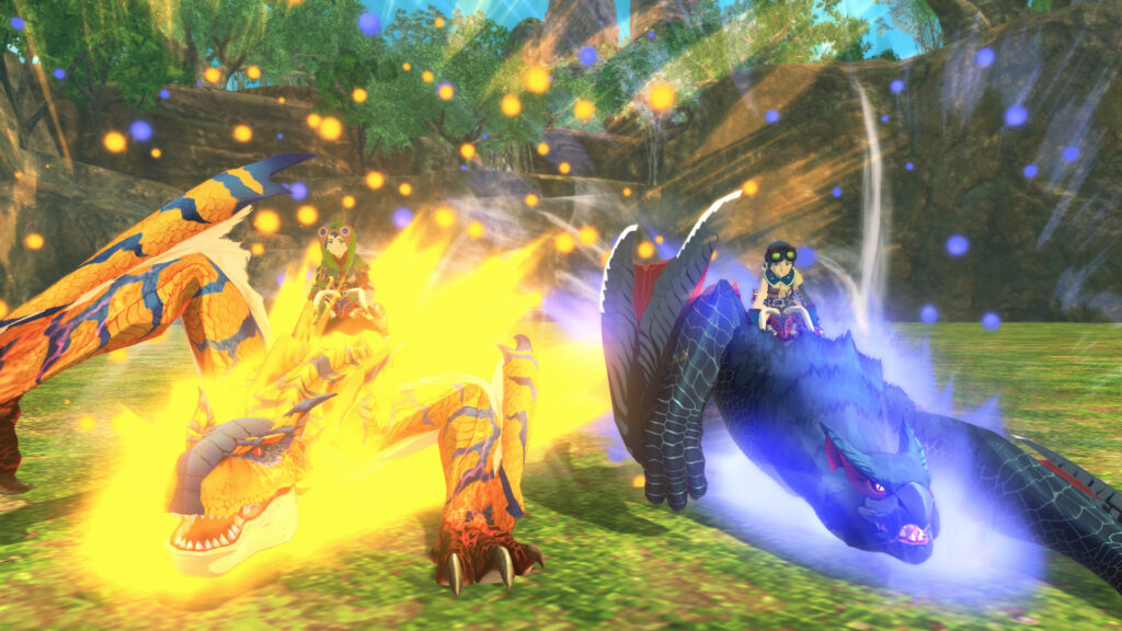 Monster Hunter Stories 2 Wings of Ruin Download for free