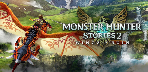 Monster Hunter Stories 2 Wings of Ruin Free Download