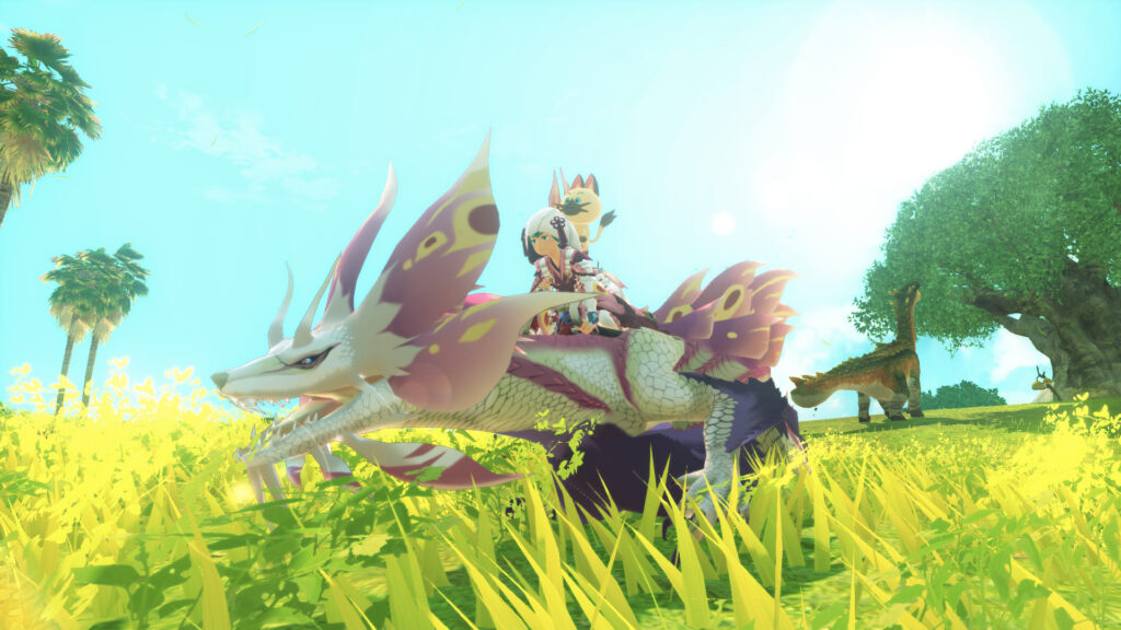 Monster Hunter Stories 2 Wings of Ruin PC Game Free Download