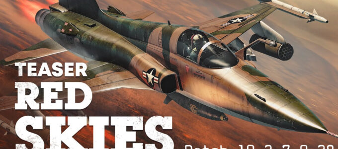 War Thunder Red Skies Patch 10 2.7.0.68 Download