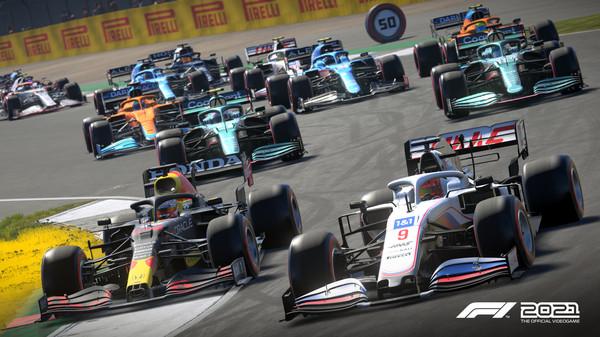 F1 2021 PC Free Download