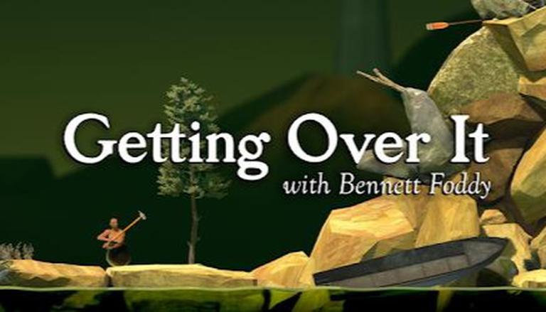 Getting over it Free Download