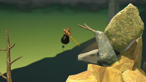 Getting over it PC Game Free Download