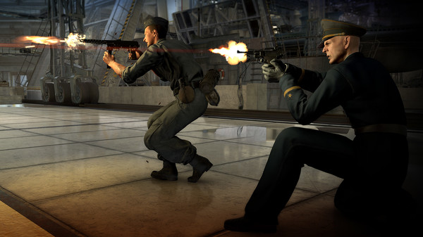 Sniper Elite 4 PC Free Download
