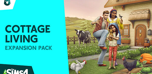 The Sims 4 Cottage Living Expansion Download