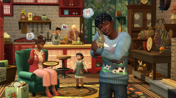 The Sims 4 Cottage Living Expansion Pack PC Download