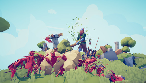 Totally Accurate Battle Simulator Download for free