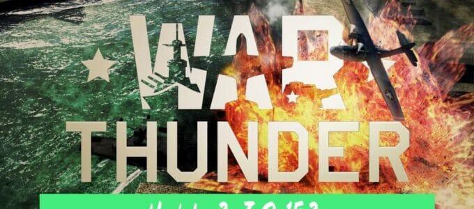War Thunder Update 2.7.0.152 Free Download (1)